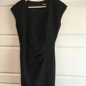 Black DKNY dress size 0/xs